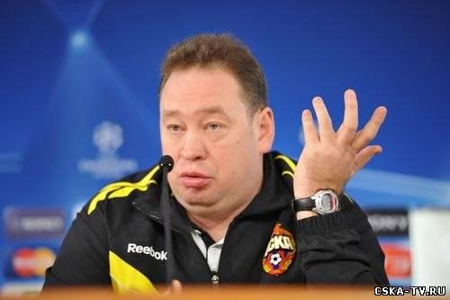 Леонид Слуцкий может возглавить «Челси»